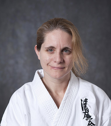 Photo of the instructor